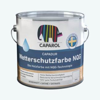 Краска по дереву Caparol Capadur Wetterschutzfarbe