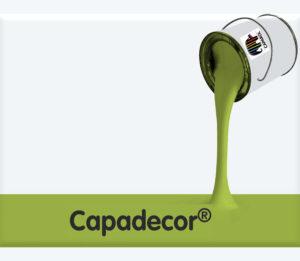 Эмблема Capadecor
